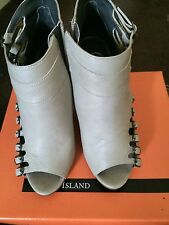 LADIES RIVER ISLAND WEDGE Shoes Sandals BOOTS Size 5 EU 38 WORN ONCE Must See