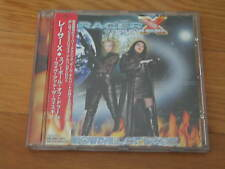 RACER X LIVE AT THE WHISKY (SNOWBALL OF DOOM) RARE OOP JAPAN CD