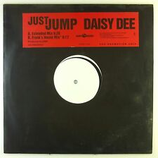 "12"" Maxi - Daisy Dee - Just Jump - C1279 - washed & cleaned"