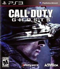 CALL OF DUTY GHOSTS PS3 Game (PRE OWNED) (USED) Excellent Condition