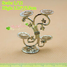 1:12 dollhouse miniature cake stand/Doll house accessories bread store decor