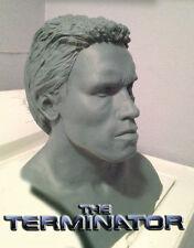 Terminator GENYSIS Life size Bust 1:1 TECH NOIR Arnold Schwarzenegger Custom