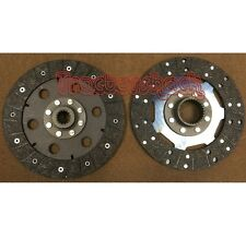 FORDSON SUPER DEXTA TRACTOR, 9 INCH CLUTCH PLATE SET, 1 PTO & 1 DRIVE PLATE
