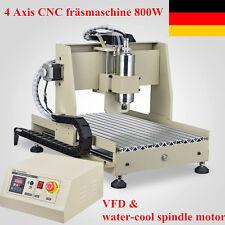 3040 4EJES máquina de grabado CNC ROUTER ENGRAVER Machine MOLIENDA PERFORACIÓN