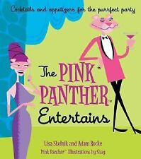 The Pink Panther Entertains: Food, Drink and Game Plans for Purrfect P-ExLibrary