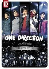 New One Direction 1D 1 Direction Up all night live tour DVD