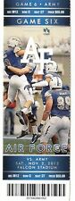 2013 AIR FORCE VS ARMY COLLEGE FOOTBALL TICKET STUB 11/2/13