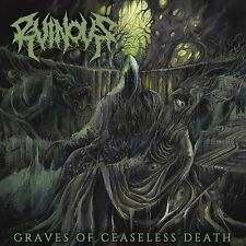 Ruinous - Graves of Ceaseless Death (USA), CD