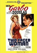 TWO-FACED WOMAN (1943 Greta Garbo) - Region Free DVD - Sealed
