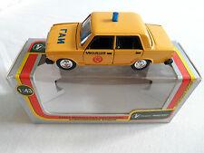VAZ Lada 2107, Russian Police GAI, SCALE 1/43, USSR Model, NEW IN BOX