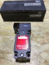 Euchner NZ1 VZ-528 A-C1233   Sicherheitsschalter / Saftey Relay  /  035531
