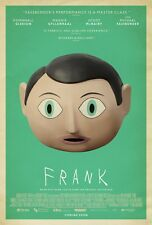 Frank movie poster  : 11 x 17 inches : Michael Fassbender