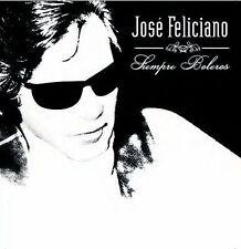 JOSE FELICIANO - Siempre Boleros - CD ** Brand New **