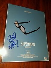 Richard Donner Signed 11x14 Photo GA COA Autographed Superman The Movie Director