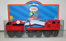 THOMAS THE TANK ENGINE-WOOD FIRE RESCUE TRAIN 2001- NEW-COLLECTOR CARD**USA**