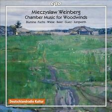Weinberg: Chamber Music for Woodwinds, New Music