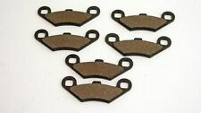 2004 POLARIS PREDATOR 500 FRONT & REAR BRAKES BRAKE PADS