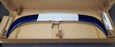New OEM 1994-1997 Ford Mustang Rear Deck Lid Spoiler Wong Kit Blue Painted