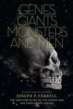 Genes, Giants, Monsters, and Men: The Surviving Elites of the Cosmic War and Th