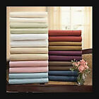 600 TC NEW bed pieces set sold separatly100% ORGANIC EGYPTIAN COTTON SOLID