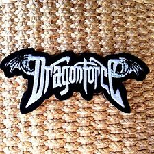 DragonForce New Embroidered Iron on Patch Power metal,speed metal Music