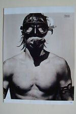 ANTHONY KIEDIS (Red Hot Chili Peppers) - 2004 Magazine Poster