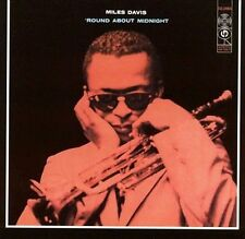 'Round About Midnight [Remaster] by Miles Davis (CD, Apr-2001, Columbia/Legacy)