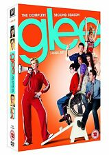 GLEE THE COMPLETE SEASON 2 DVD ENGLISCH
