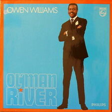 "12"" Owen Williams Ol`Man River (Glory Glory Hallelujah) 60`s Philips 841 820 PSY"