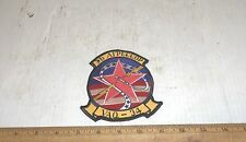 US Navy VAQ-34  Embroidered Patch