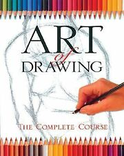 Art of Drawing : The Complete Course by Parramon and David Sanmiguel (2003,...