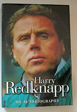 Harry Redknapp - My Autobiography - Hardback  West Ham United BOOK