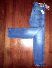 $198 LEVIS VINTAGE CLOTHING 606 LVC1969 Big E Orange Tab Cone Mills Jean 38x34