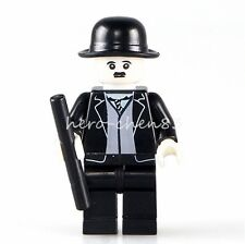 Charlie Chaplin Mini Figures Comedy Collectible Blocks Building Toys Gift #er53s