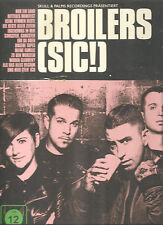 """BROILERS """"(Sic!)"""" Deluxe Fanbox CD + DVD + Extras sealed RARE"""