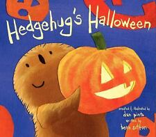 NEW~Hedgehug's Halloween~Hallmark Hardcover Children's Book