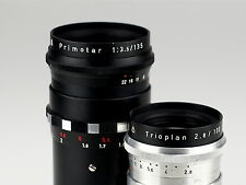 Primotar 3.5/135 m42!!! MEYER Optik-Görlitz CAPS come Trioplan