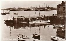 The Harbour Falmouth unused RP old pc Photo Precision