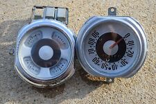 51 52 1952  ford f1 f3 pickup gauges