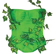 Batman Poison Ivy Bustier Deluxe - MEDIUM / LARGE -NEW!!