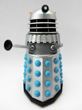 "DOCTOR WHO DALEK The Chase Silver Blue 1st Dr Era Classic 5"" Action Figure RARE"