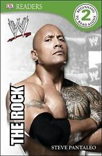 DK Reader Level 2: WWE The Rock (DK Readers)-ExLibrary