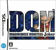 Used Nintendo DS Dragon Quest Monsters: Joker Japan Import (Free Shipping)