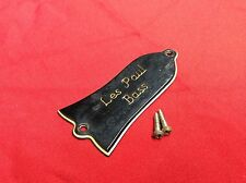 VINTAGE 1970 USA GIBSON LES PAUL BASS GUITAR TRUSS COVER TRIUMPH 1971 1972