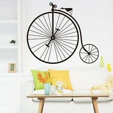 Vintage Bicycle Wall Sticker Living Room Bedroom Decor Mural Art Vinyl Wallpaper