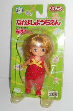 """Takara Toys 4"""" Doll In Original Package, Original Clothes & Shoes"""