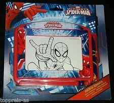 Marvel Spider-Man Magische Tafel Zaubertafel Magnet Zauberzeichner Scribbler