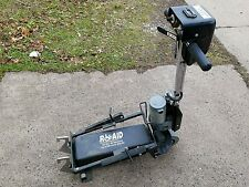 Roll-Aid Wheelchair adapter Converts manual wheelchair into a power ~will ship~