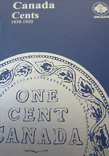 Complete Set of Canada Large Cents Coin  (1859 - 1920) - UNI-Safe Blue Book