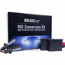06-15 Yaris H4 9003 Hi/Lo 8000K 35W Light Blue HIKARU Slim Xenon HID Kit